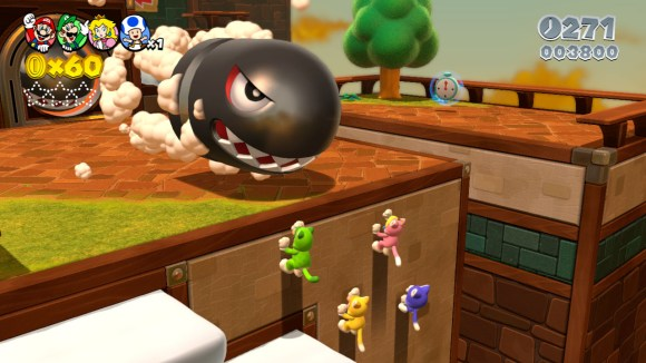 Super Mario 3D World Impresiones 3