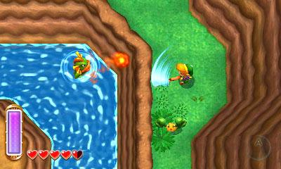 Zelda A Link Between Worlds Impresiones 2