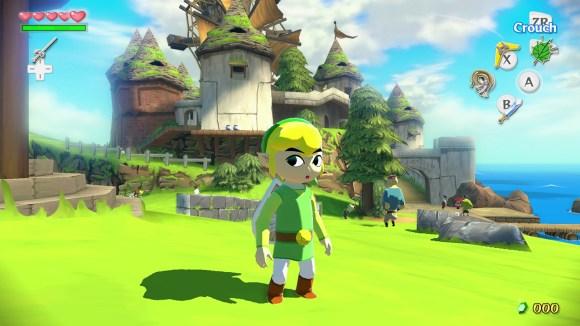 Zelda Wind Waker HD Impresiones 1