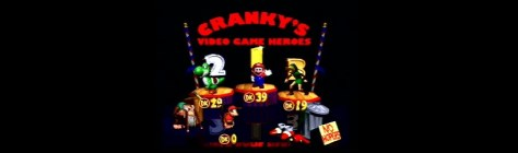Donkey_Kong_Country_ 2 _Diddy's_Kong_Quest_Cranky's_video_game_heroes