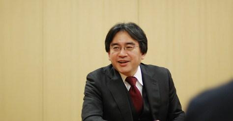 Satoru Iwata presidente