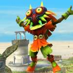 Skull Kid Smash Bros