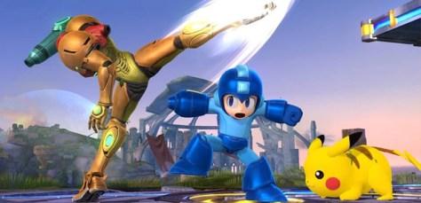 Smash Bros for Wii U 2014