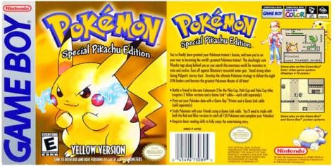 Pokemon Yellow