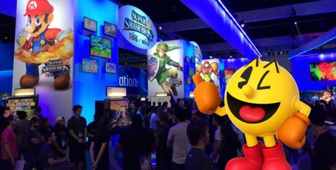 Super Smash Bros E3 2014