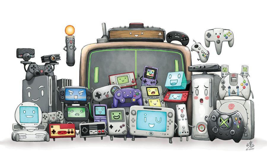 Situación actual de la industria de los videojuegos