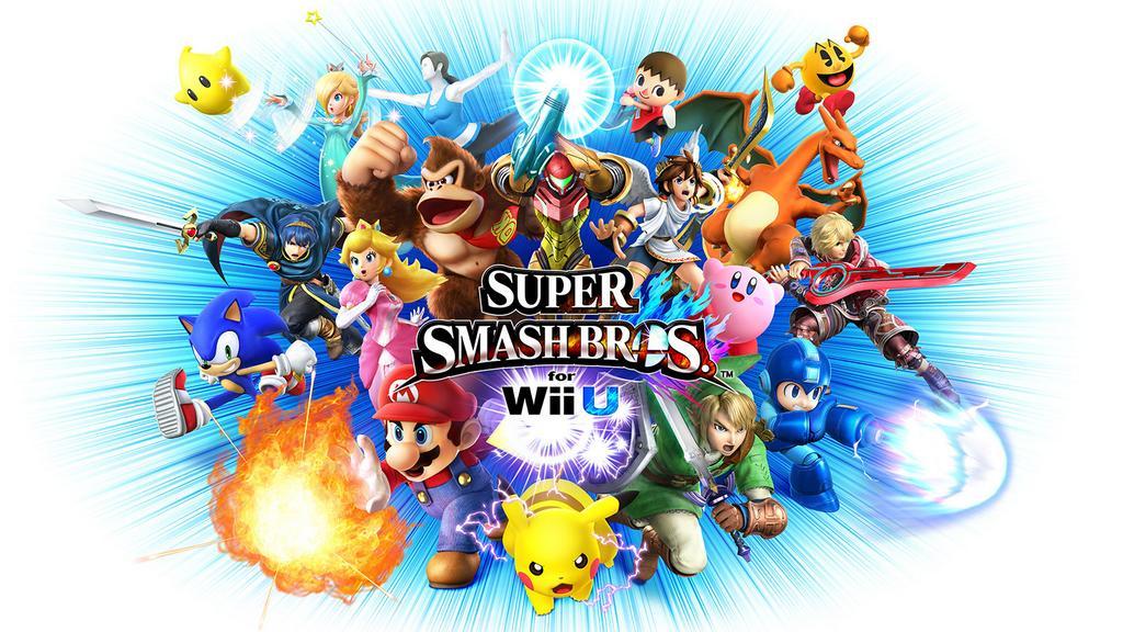 Confirmada fecha de lanzamiento Super SMash Bros Wii U