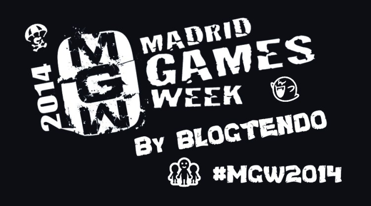 Madrid Games Week 2014 - Blogtendo