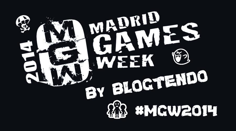 Madrid Games Week 2014 - Blogtendo