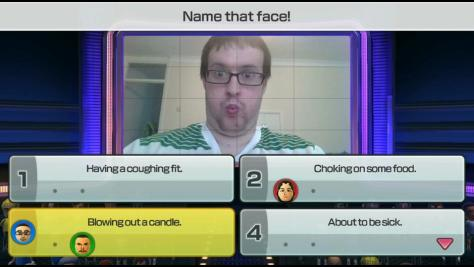 ¿Soplando velas o atragantamiento? Imagen de www.computerandvideogames.com