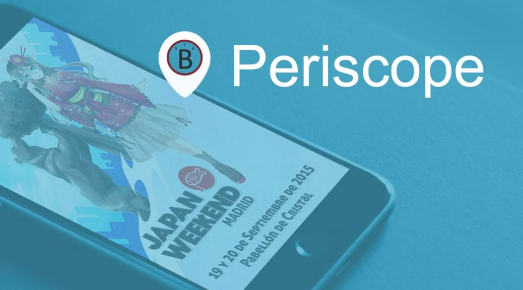 Blogtendo periscope