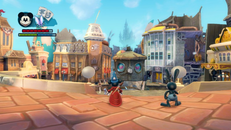 Disfraces Epic Mickey
