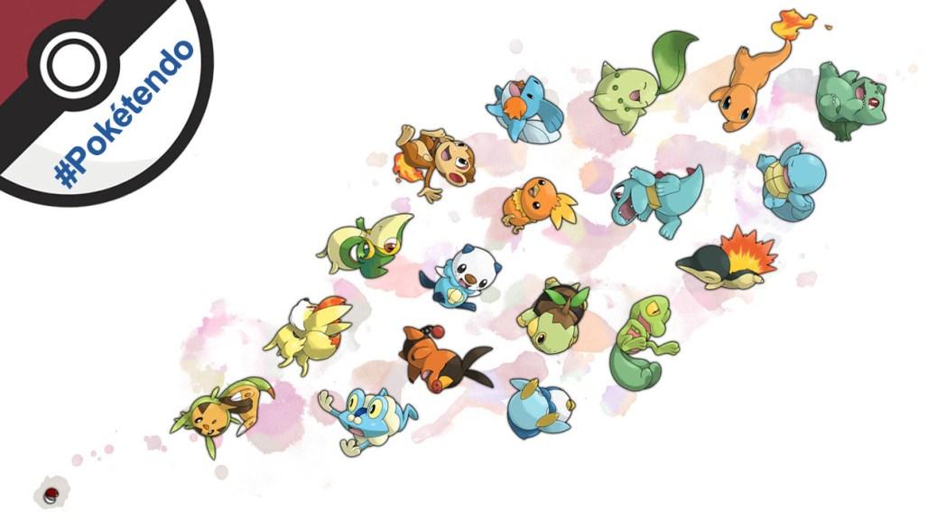#Pokémon20: ¡Comienza la aventura!