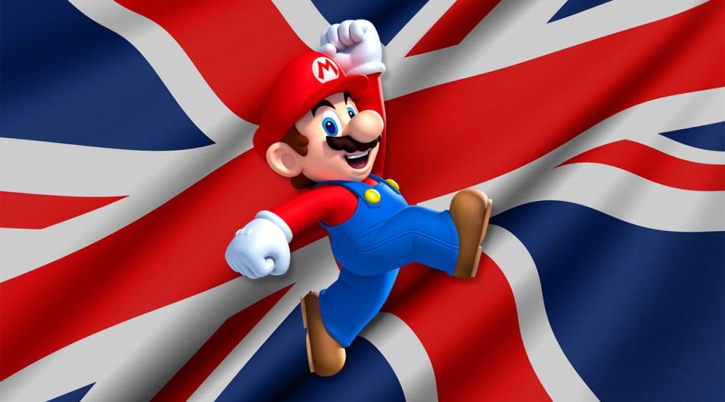 Nintendo UK Blogtendo Portada