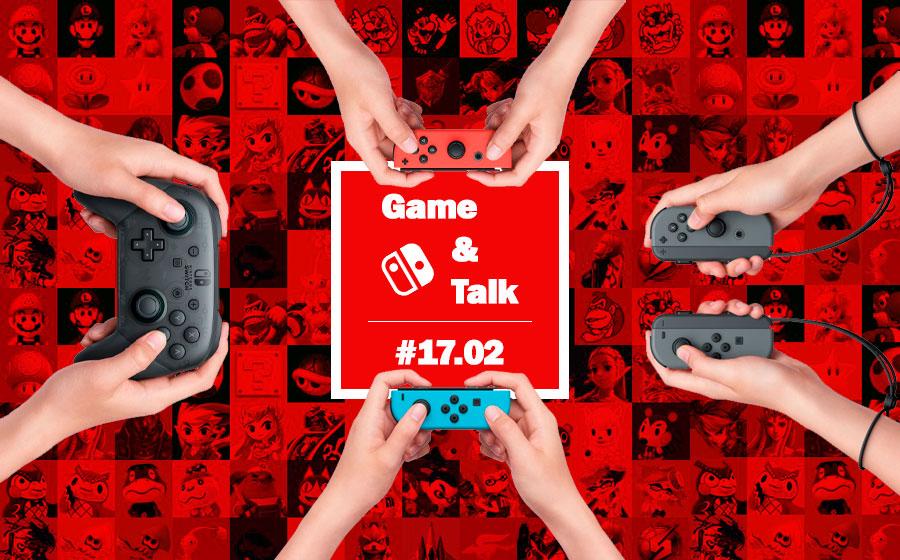Game & Talk - Febrero 2017