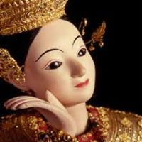 The Rare Traditional Art Of Thai Puppets - Joe Louis Puppet Theatre at Asiatique the Riverfront