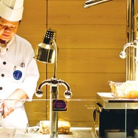 Gastronomic delights of high dining at Baiyoke sky hotel