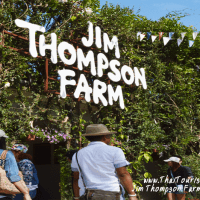 A cultural farming experience at the annual jim thompson farm fair