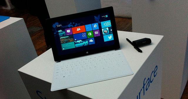 Microsoft presenta su nueva gama de productos Surface