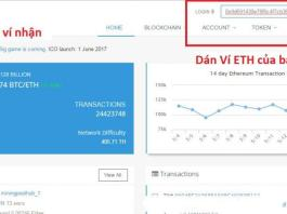 Một giao dịch Ethereum diễn ra như thế nào?