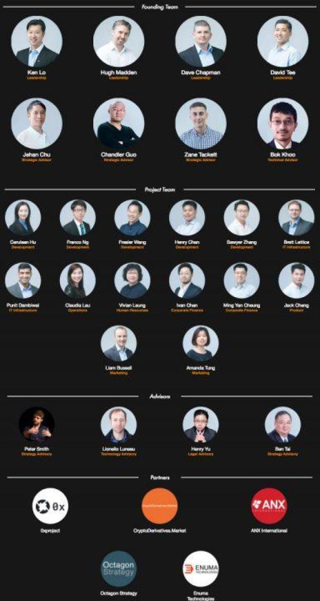 Đội ngũ phát triển dự án OpenAnx
