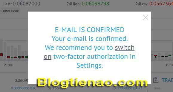 Bảo mật trên YoBit.net