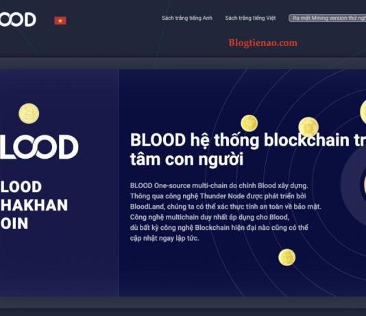 Blood, Bloodland là gì