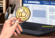 facebook hệ thống thanh toán tiền ảo