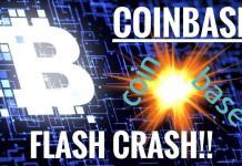 Bitcoin bất ngờ giảm 1.400 USD, thủ phạm chính là Coinbase.