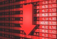 giá btc sụt giảm