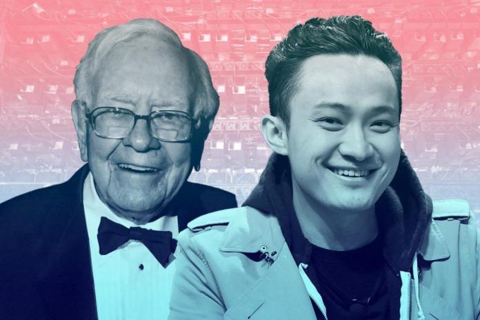 """""""Bữa trưa thượng đỉnh"""" giữa Tron và Warren Buffett bị hoãn vì lý do... sức khỏe"""