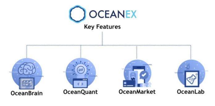 Tính năng chính OceanEX