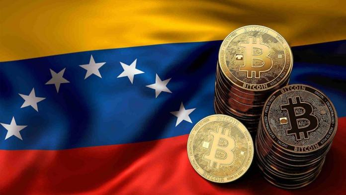 Venezuela tiền điện tử