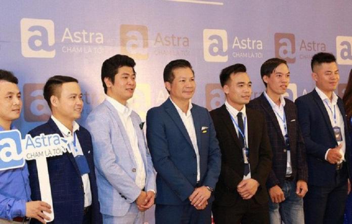 Mạng xã hội Astra ra mắt tại Việt Nam sử dụng đồng tiền điện tử riêng