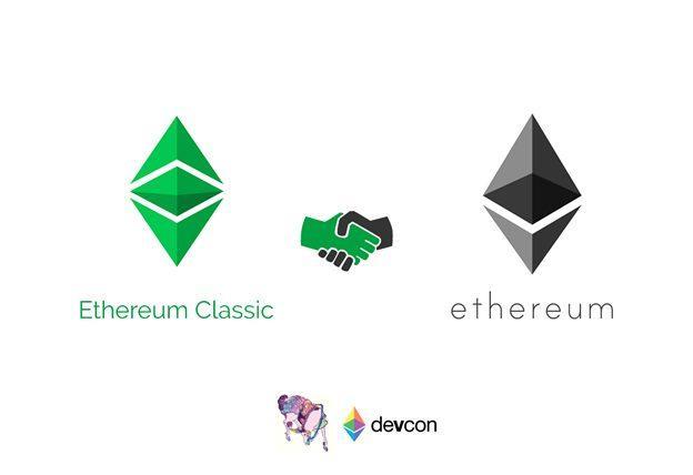 Sự hợp tác của Ethereum Classic và Ethereum tại sự kiện DevCon 5