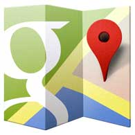 How to easily add / embed Google maps in Blogger blog page and sidebar