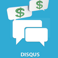 make money with disqus comments