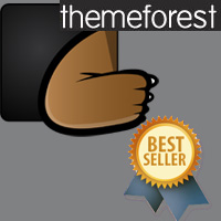 Best selling wordpress themes on themeforest