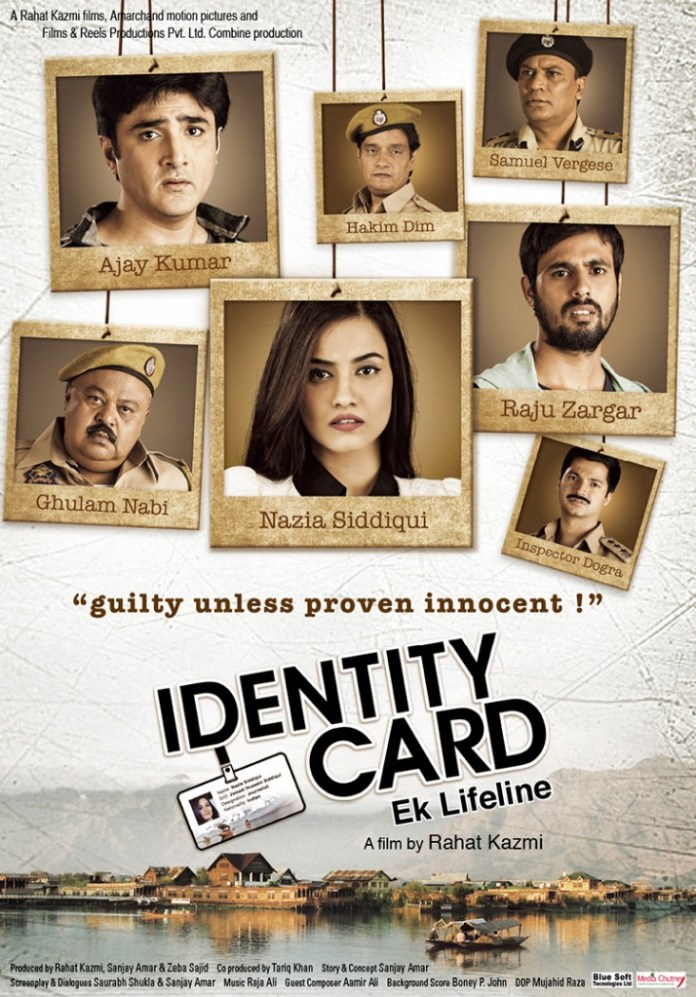 Identity Card Trailer : A Thought Provoking Thriller On Kashmir