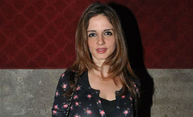 Sussanne doesn't want talk about Hrithik in a celebrity chat show
