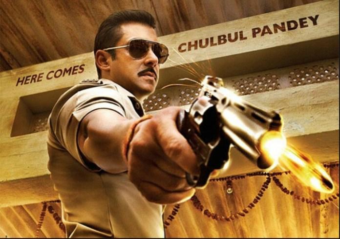 Salman Khan Highest Grossing Movies - Dabangg