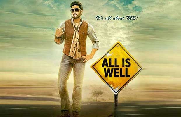 All Is Well First Look Posters - Abhishek Bachchan