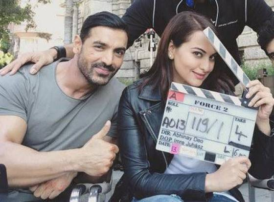 John Abraham and Sonakshi Sinha 15 Hot Onscreen Pairs 2016: New Jodis we are dying to see !!