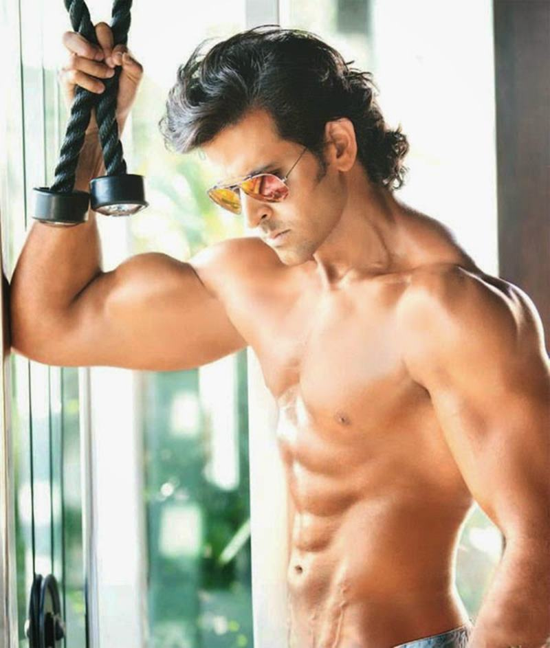 10 Hot Pics of Hrithik Roshan that will get the temperature soaring instantaneously!- Hrithik Rope