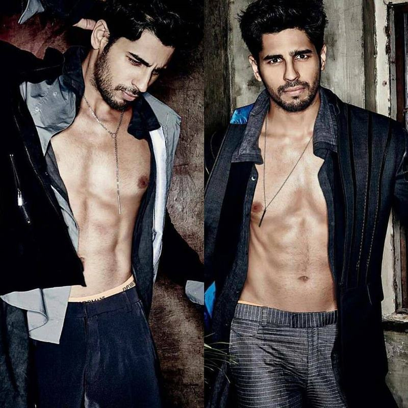 15 Hot Pics of Sidharth Malhotra that justify his hotness to some level- Sid six pack 1
