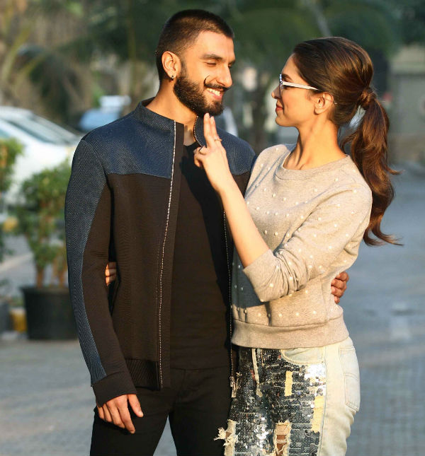 Check Out How Adorably Deepika Commented On Ranveer's Video