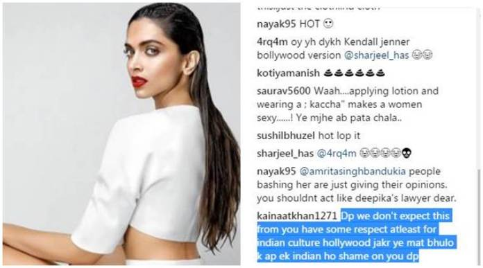 Controversies That Shocked Bollywood In 2017 - Deepika Padukone's hot photo shoot for Maxim cover