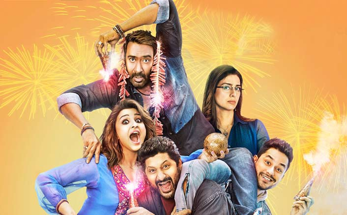 Ajay Devgn's Top 10 Opening Day Grossers: Golmaal Again Takes 2nd Position In The List