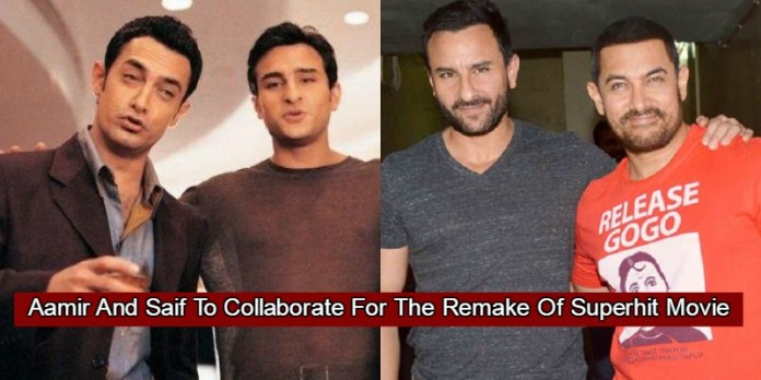 18-Years After Dil Chahta Hai, Aamir Khan And Saif Ali Khan To Work Together Again For A Movie