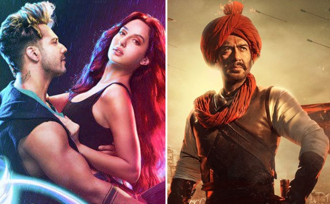 Street Dancer 3D 3rd Day, Tanhaji 17th Day Box Office Collection